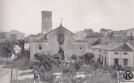 Iglesia de San Pedro (8 de octubre de 1930)