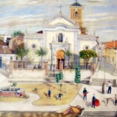 Iglesia de San Pedro exterior (Juan Domínguez)
