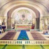 Iglesia de San Pedro interior (Juan Domínguez)