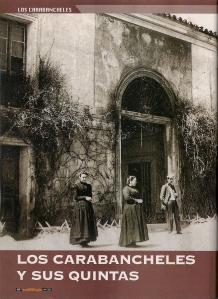 Los Carabancheles y sus quintas