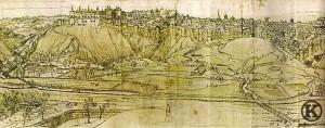 Perfil de Madrid y Carabanchel Bajo (1562)