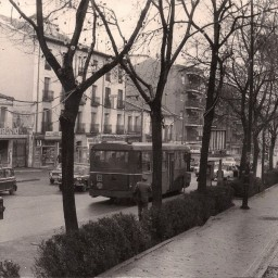 Plaza de la Emperatriz (años 70)
