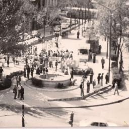 Plaza de la Emperatriz (años 80)