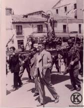 Procesión San Pedro el Pequeño (1954)