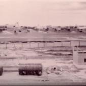 Vista de Carabanchel Alto desde el cementerio