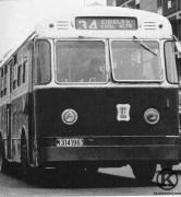 Antiguo autobus de la línea 34