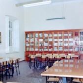 Biblioteca Colegio Santa Cruz