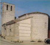 Ábside y sacristía de la ermita de Ntra. Sra. de la Antigua después de su restauración