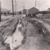 Camino de la Laguna (años 50)