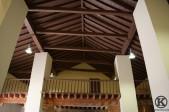 Coro y techo de la ermita de Ntra. Sra. de la Antigua