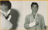 El Lute presentado a la prensa en la cárcel de Carabanchel (15 de junio de 1966)