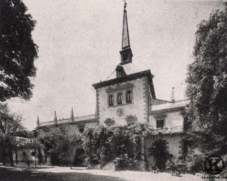 Palacio de Eugenia de Montijo | Karabanchel.com