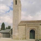 Fachada sur de la ermita de Ntra. Sra. de la Antigua tras su restauración