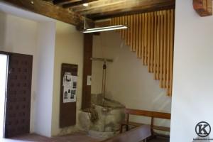 Interior de la ermita  de Ntra. Sra. de la Antigua 2