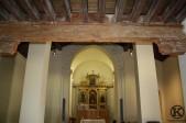 Interior de la ermita de Ntra. Sra. de la Antigua