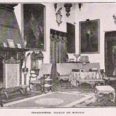 Interior Palacio de Montijo