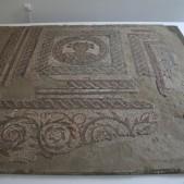 Mosacio 1650 - 1550 años (Villa romana de Carabanchel Bajo)