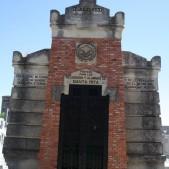 Panteón para religiosos y alumnos de Santa Rita 2