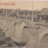 Postal Puente de Toledo 2 (principios s. XX)