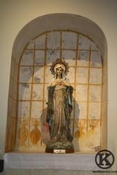 Retablo lateral de la ermita de Ntra. Sra. de la Antigua