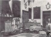 Salón del Palacio de Eugenia de Montijo