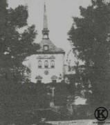 Torre del palacio Eugenia de Montijo (años 60)