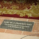 Tumba párroco de Carabanchel