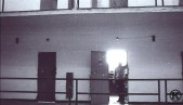 Una galería de la cárcel de Carabanchel (1975)