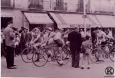 Vuelta ciclista Plaza de la Emperatriz (1956)
