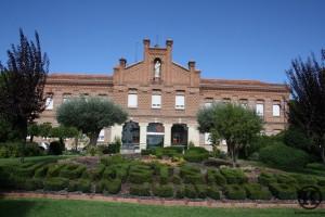 Edificio principal de la Fundación