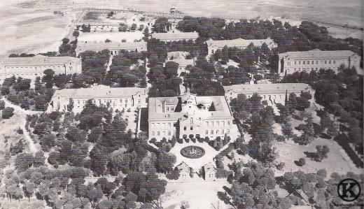 Panorámica del Instituto San José (principios del s. XX)