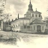 Postal Ermita de San Isidro