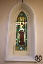 Ventana de la capilla 2