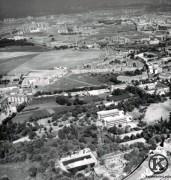 Vista aérea del colegio Amorós