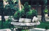 Antigua fuente de la Quinta de Manuel Matheu