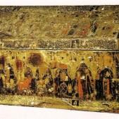 Arca de San Isidro, en la que permaneció el cuerpo de San Isidro hasta 1620 (Catedral de la Almudena)