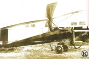 Autogiro La Cierva C6, construido en los talleres del Aeródromo de Cuatro Vientos (1924)