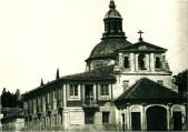 Ermita de San Isidro, antes de la Guerra Civil