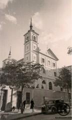 Fachada del colegio Santo Angel (1948)