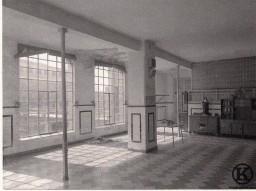 Interior de la Casa Asilo de Ancianos Desamparados antes de su demolición (2º tercio del s. XX)