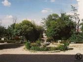 Jardín de la Quinta de las Delicias Cubanas, actual Villa San Pablo