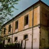 Pabellón del colegio Santo Angel (antigua Casa Jardín de D. Mariano Callejo)