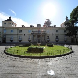 Palacio de Larrinaga o de Godoy , actual colegio Amorós