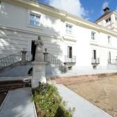 Patio interior del Palacio Larrinaga o de Godoy 2