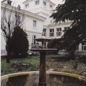 Patio interior del Palacio Larrinaga o de Godoy