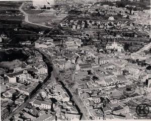 Vista aérea de Carabanchel Alto (1935)