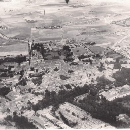 Vista aérea de Carabanchel Bajo (1929)