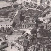 Vista aérea de la antigua Posesión de Moreno (1932)