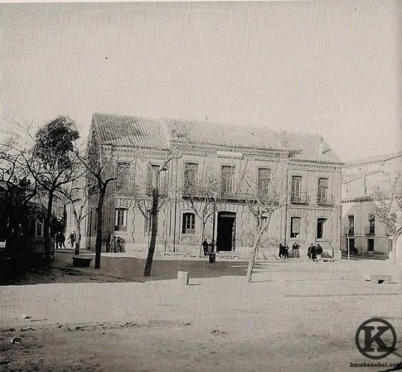 Ayuntamiento de Carabanchel Bajo (1936)