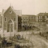 Antigua capilla del Hospital Militar (1930)
